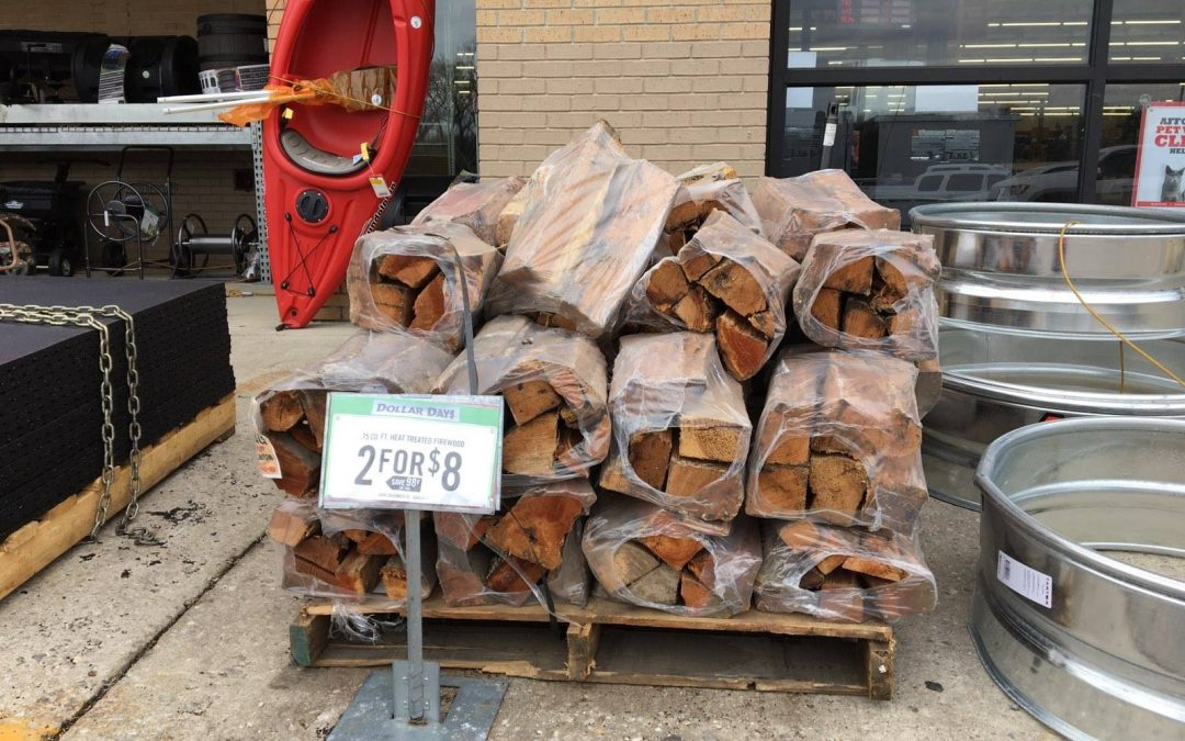 While we are aware that the new Firewood policy is not a popular one, it will be…